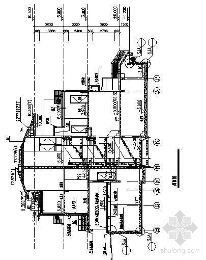 丹堤A区21、22号楼建筑施工图-2