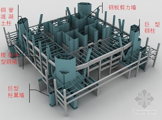[天津]超高层地标工程钢结构构件制作技术交流课汇报(附图)