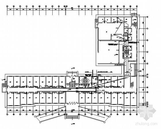 某五层办公楼弱电施工图