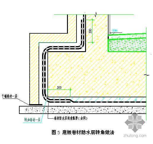 武汉市高层SBS防水工程专项施工方案