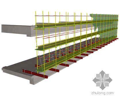 陕西省某高层住宅脚手架工程施工方案(附施工图片)