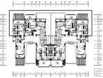[重庆]国际旅游度假主题酒店别墅室内设计施工图