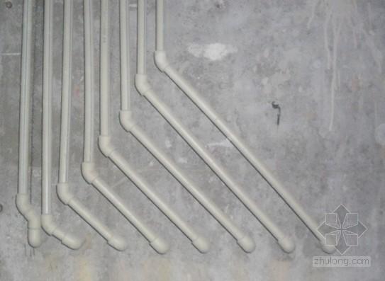 矩形排式防水套管制作施工工法