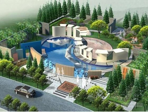 [安徽]校区室外景观绿化工程预算书(含知名设计院施工图纸)