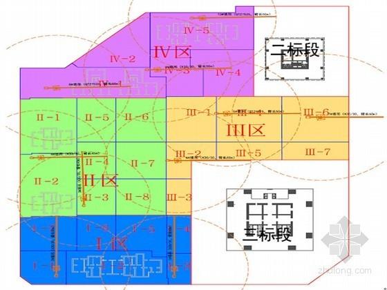 [辽宁]超高层塔楼工程群塔作业施工方案