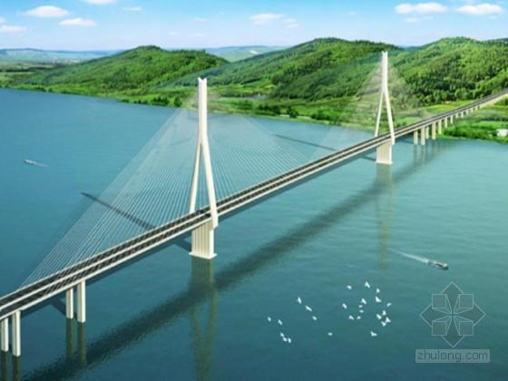跨江大桥工程液压自动爬升模板方案附CAD(含计算书)