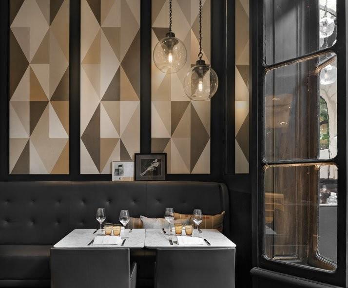 [咖啡店]装饰风格分享_8