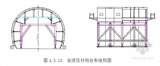 [广东]连拱钻爆法隧道施工方案