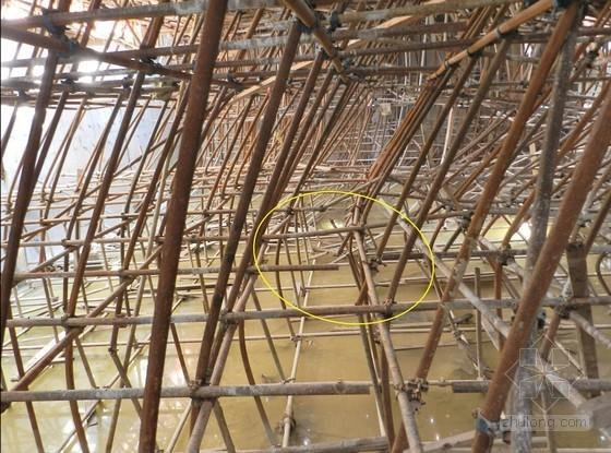 建筑工程高支模工程及悬挑脚手架工程安全管理培训讲义(186页图文并茂)
