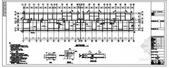某住宅砌体结构设计图