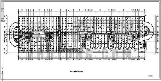 某十九层综合楼及人防地下室战时给排水设计图
