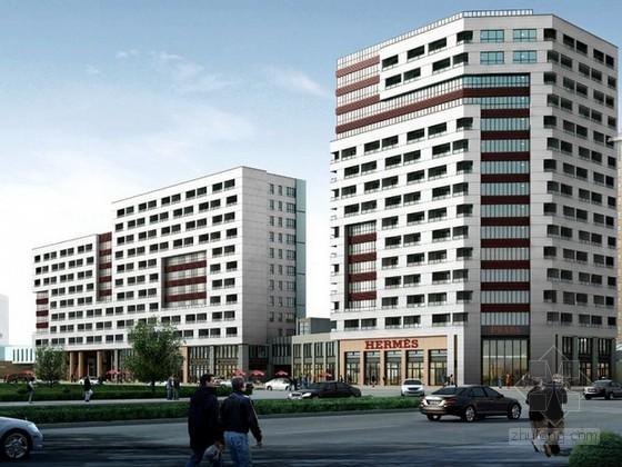 [北京]商业广场项目配电方案造价估算实例(附全套报表及软件报价)