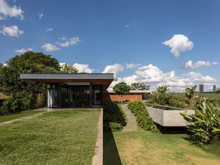 巴西RibeirãoPreto住宅