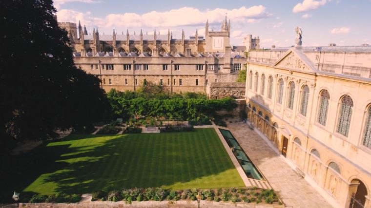 牛津大学皇后学院-3