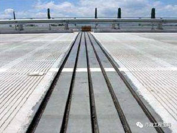 新型伸缩缝施工技术在桥梁中的应用!