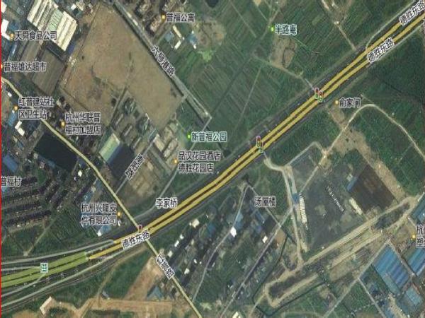 [杭州]高架桥梁和地面整体综合施工方案(134页)
