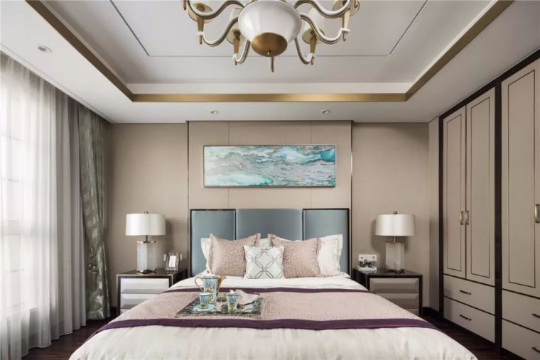 450㎡现代别墅设计,高贵与品质兼备!_21