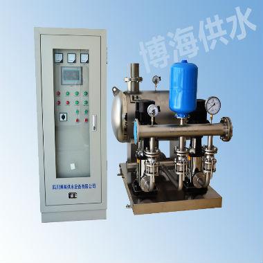 四川无负压供水设备的21项主要功能。