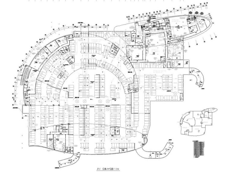 [江苏]多层康复医院迁建工程空调通风系统设计施工图(冷热源设计)