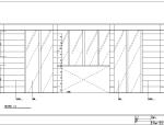 上海异型酒店局部室内装修设计施工图(63张)