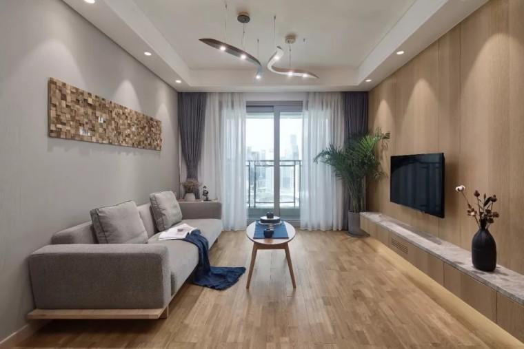 93m²三代同堂幸福日式家居