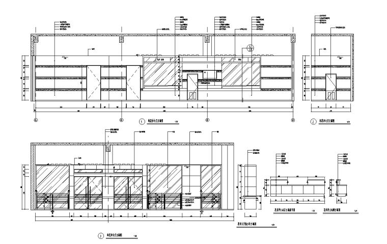 某大型医院门诊、急诊楼室内装修设计施工图(88张)_2