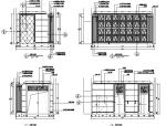 [四川]宴会贵宾区酒店设计施工图(附效果图)