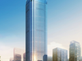 超高层公建写字楼钢结构施工深化工艺方案