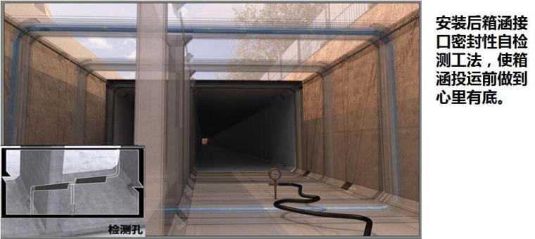 城市综合管廊箱涵预制生产及安装工法介绍PPT