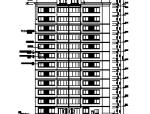宾馆全套建筑施工图