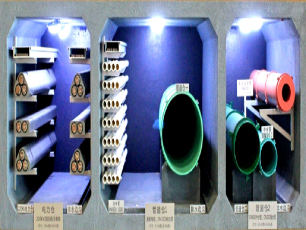 城市综合管廊关键安装技术与应用——以珠海横琴综合管廊建设为例
