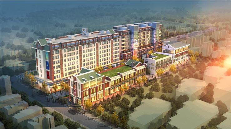 [都市复兴]广州黄埔印象:先定位正确再达到空间设计精彩!