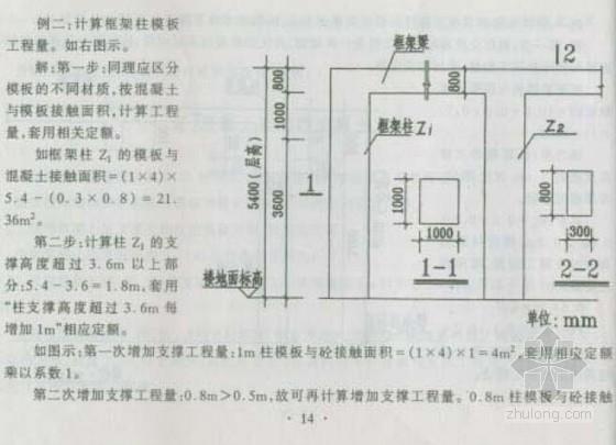 [新疆]土建工程预算定额图文解释汇编