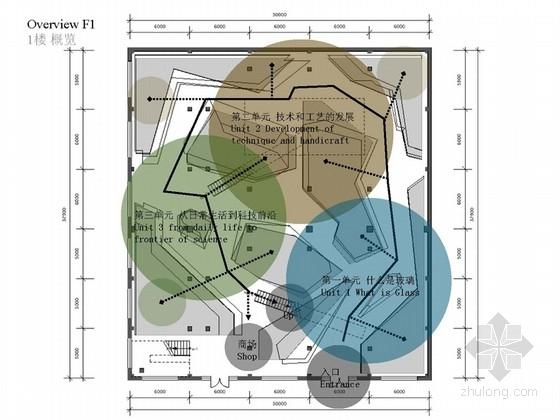 [上海]超现代玻璃主题博物馆概念设计方案(含效果图)