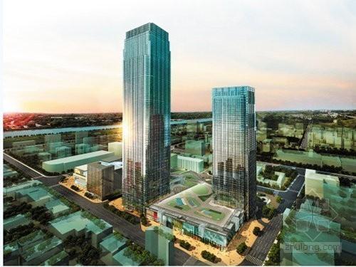 [湖南]超高层房建工程监理大纲145页(附表格及流程图、地标建筑)