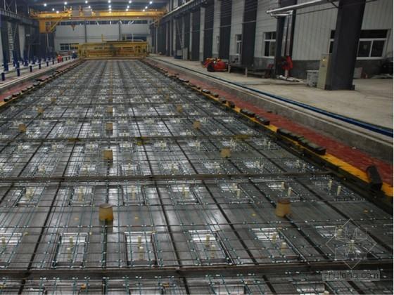 CRTSⅡ型轨道板生产工艺报告33页(知名企业)