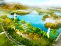 [上海]现代风格自然生态大学校园景观规划设计方案