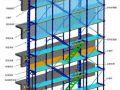 附着式升降脚手架(智能爬架)在高层建筑中应用的探索