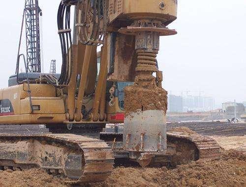 旋挖钻孔灌注桩施工打滑五大原因解析