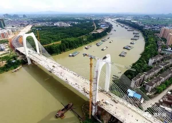 贵港青云大桥施工:八大关键技术、各部位施工方案,强烈推荐!