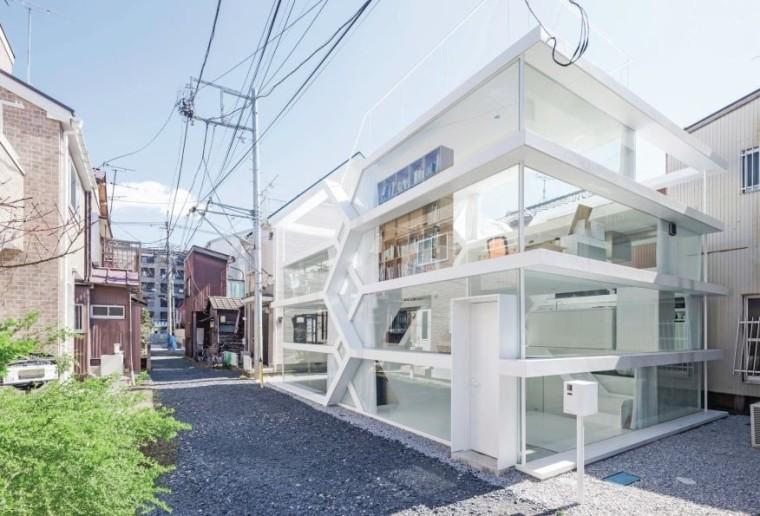 创意还是奇葩?来看看日本这些让人眼前一亮的建筑!_17
