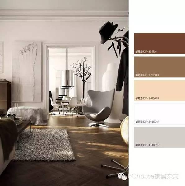 家装选什么颜色既省钱又不过时?