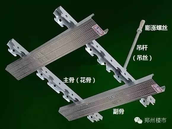 死磕装修隐蔽工程:吊顶和石膏板隔断墙怎么做才算规范?_5