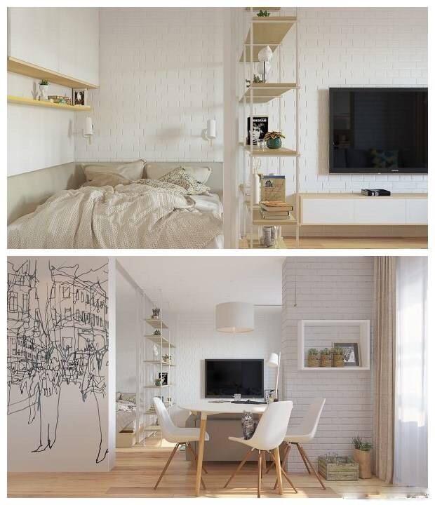 居室小公寓