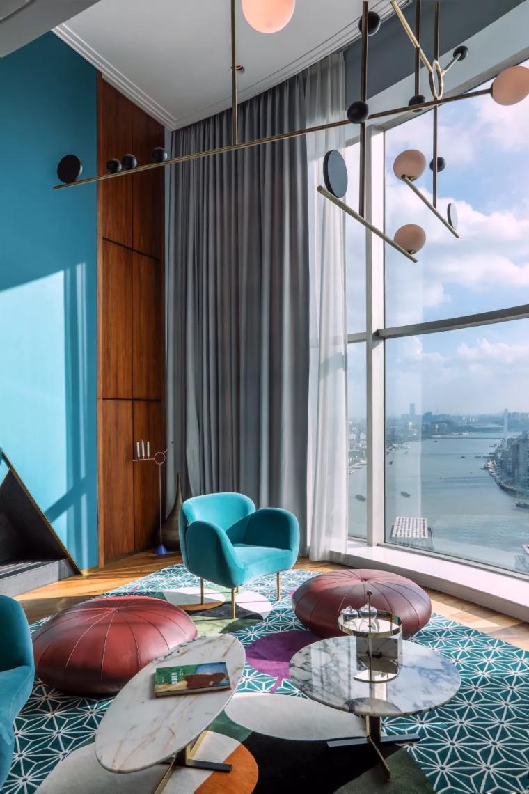 中西结合的设计师豪宅,美出天际!