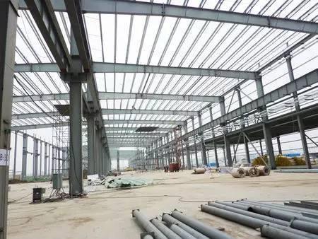 钢结构厂房的造价(案例)