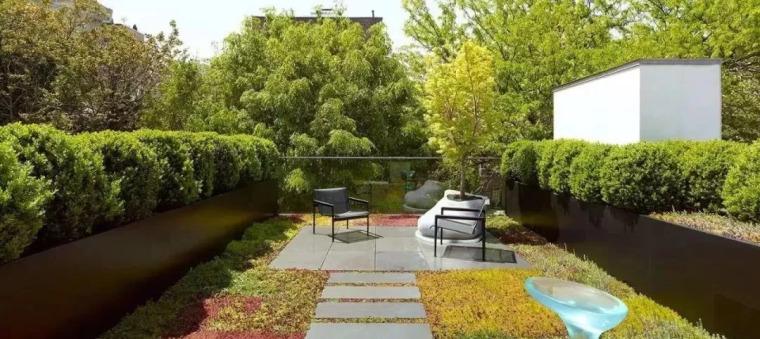 现代屋顶花园设计赏析_5