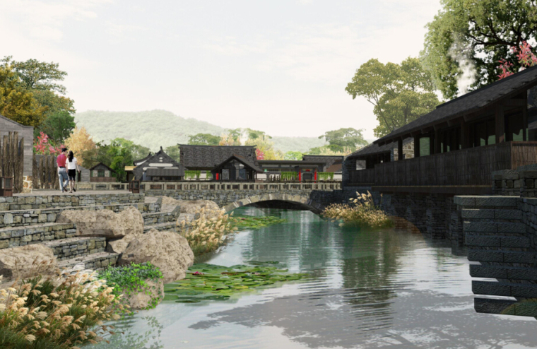 [河北]秦皇岛美丽乡村概念规划方案设计