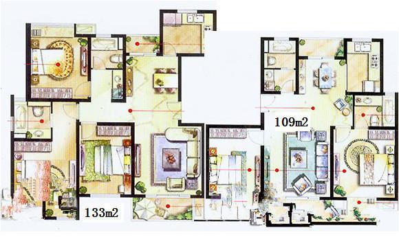 干货!规划、建筑、户型全套建筑知识_16