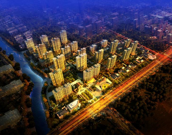 [浙江]万科海派文化风格居住区规划设计(含模型,施工图)